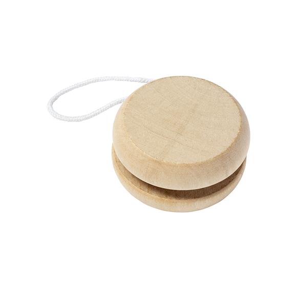 gadget Yo-yo in legno