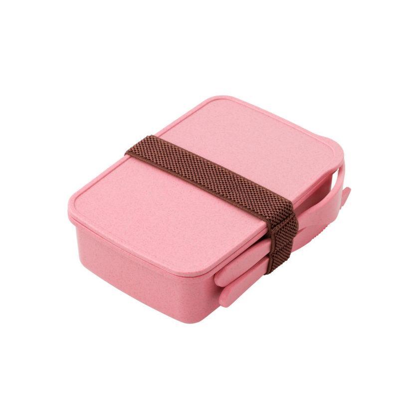 gadget Lunch box in PP e paglia di grano