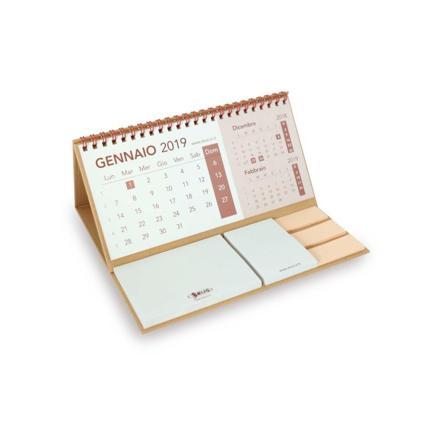 gadget Calendario da tavolo Ecologico
