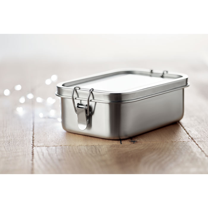 Lunchbox in acciaio