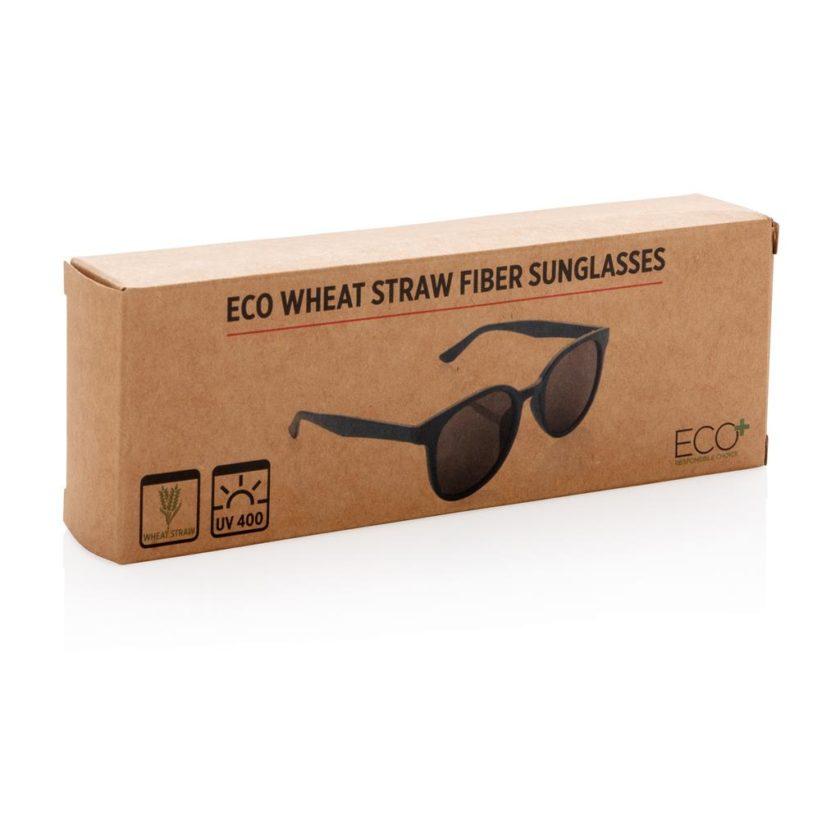 Occhiali da sole ECO in fibra di grano