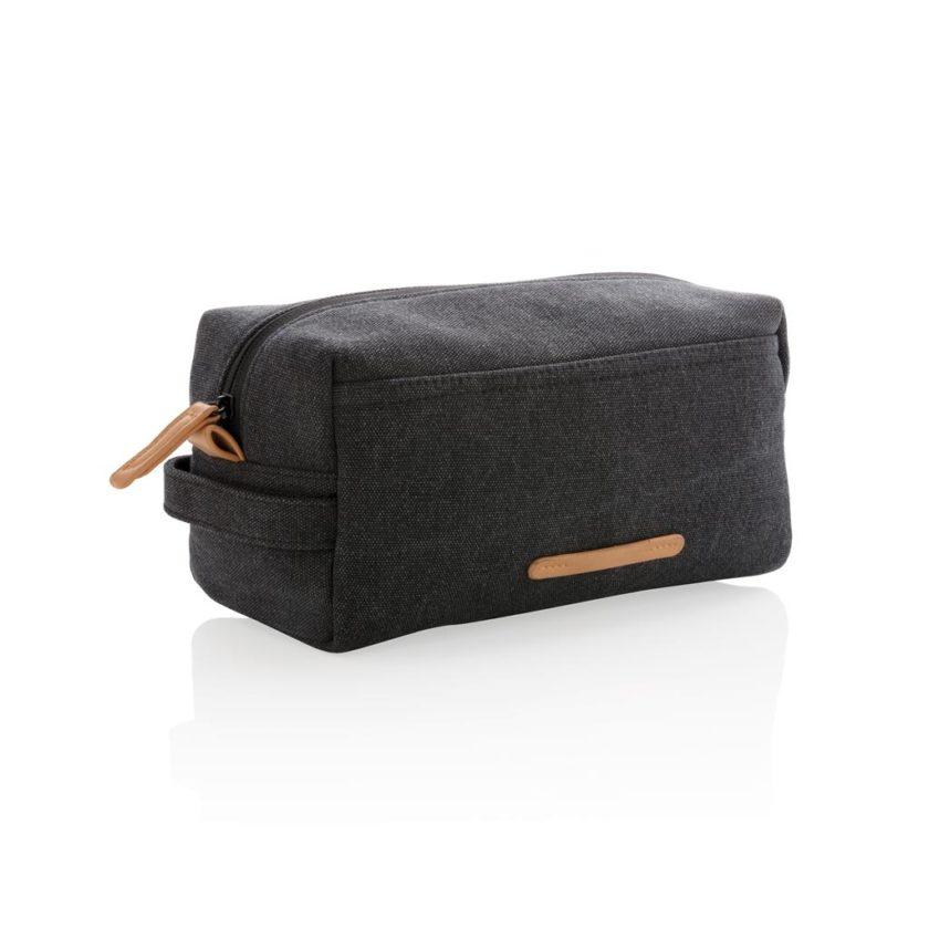 gadget Beauty case in canapa senza PVC